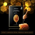 JM Solution Honey Luminous Royal Propolis Mask Black 蜂膠保濕緊緻面膜 10片