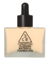 3 Concept Eyes Glossing Waterful Foundation SPF 15